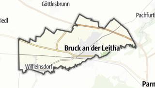 Carte / Bruck an der Leitha