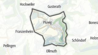 Mapa / Pluwig