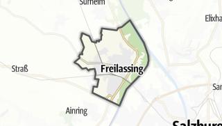 Cartina / Freilassing