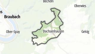 Cartina / Dachsenhausen