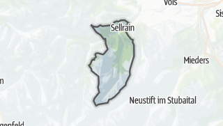 Karte / Sellrain