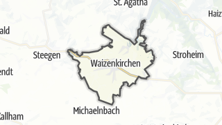 Cartina / Waizenkirchen