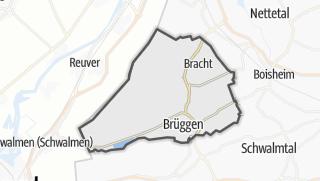 Cartina / Brueggen