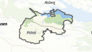 Carte / Pfofeld