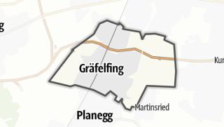 Karte / Gräfelfing