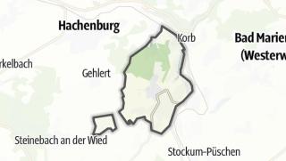 Mapa / Alpenrod