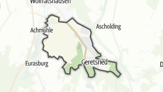Carte / Geretsried