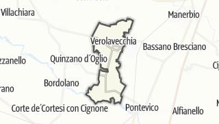 מפה / Verolavecchia