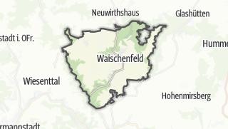 地图 / Waischenfeld