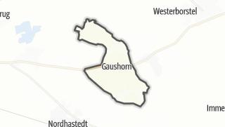 Mapa / Gaushorn