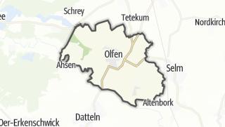 מפה / Olfen