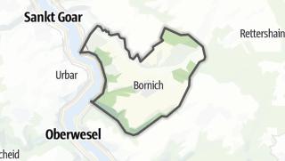 Cartina / Bornich