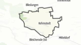 Mapa / Kehmstedt