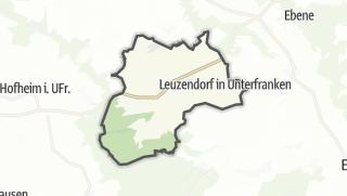 Mapa / Burgpreppach
