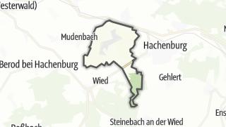 Mapa / Hattert
