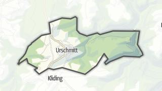Karte / Urschmitt