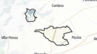 מפה / Frossasco