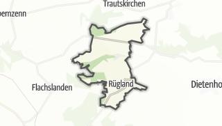 Map / Rügland