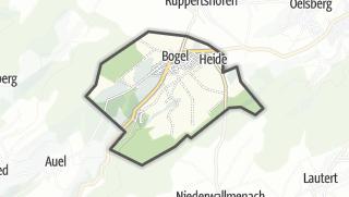 Cartina / Bogel