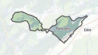 Karte / Piancogno