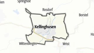 Map / Kellinghusen