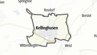 地图 / Kellinghusen