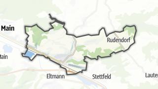 Mapa / Ebelsbach