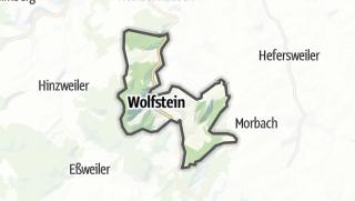 Karte / Wolfstein