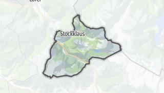 Carte / Weissbach near Lofer