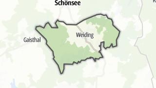 Mapa / Weiding