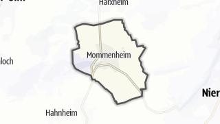 Karte / Mommenheim