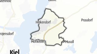 Map / Heikendorf