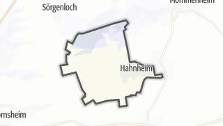 地图 / Hahnheim