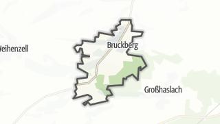 Map / Bruckberg