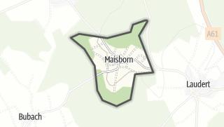 Karte / Maisborn