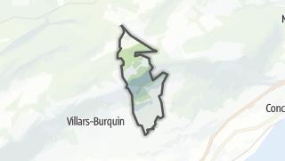 Карта / Fontanezier