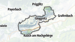 Cartina / Gloggnitz