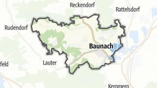 Carte / Baunach