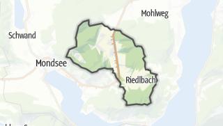 Mapa / Oberwang