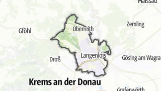 מפה / Langenlois