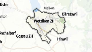Mapa / Wetzikon (ZH)