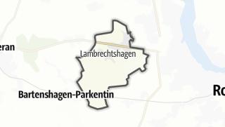 מפה / Lambrechtshagen