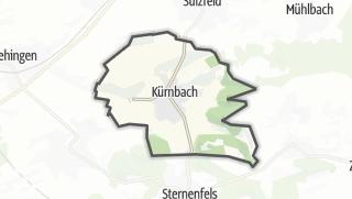 地图 / Kürnbach