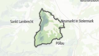 Karte / Zeutschach