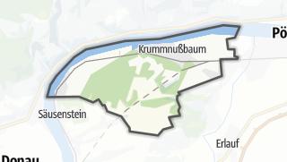 Cartina / Krummnußbaum