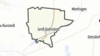 Mapa / Groß Quenstedt