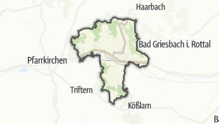 Mapa / Bad Birnbach