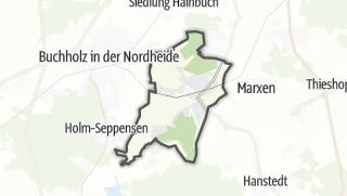 מפה / Jesteburg