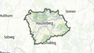 Cartina / Hauzenberg