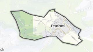 地图 / Freudental